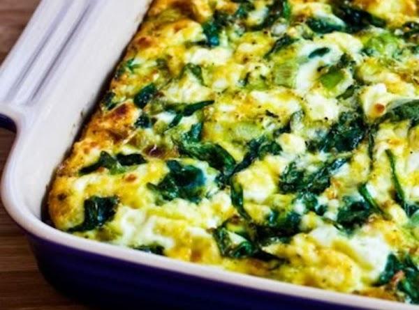 Abuelo's Spinach Casserole Recipe