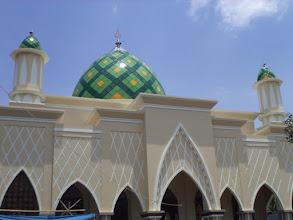 Photo: Kubah masjid tasikmalaya jawa barat