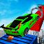 غير ممكن سيارة حيلة القيادة: سباق سيارة ألعاب icon