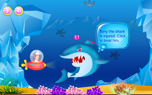 Ocean Doctor: Sea life Rescue- screenshot thumbnail