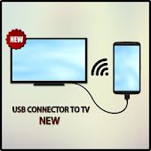 usb connector to tv new Icon