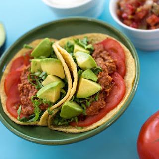 Tempeh and Walnut Soft Taco Filling