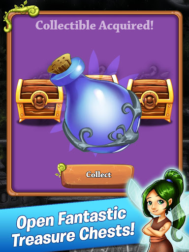 Mahjong Magic Lands: Fairy King's Quest 1.0.33 screenshots 21