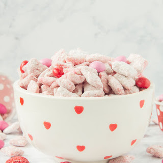 Strawberry Puppy Chow.