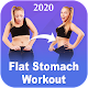 Download Flat Stomach Workout at Home for Women and Men For PC Windows and Mac