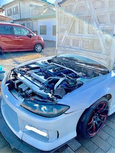 シルビア S15 spec R Vパッケージの洗車のカスタム事例画像 TKRさんの2019年01月21日20:19の投稿