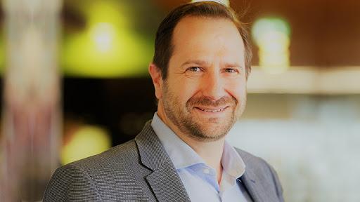Robin Fisher, senior area vice president, EMEA Emerging Markets at Salesforce.