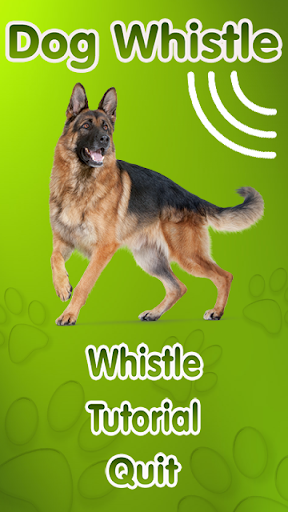 dog whistle, trainer 2019 screenshot 1