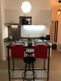 Studio meublé 26,7 m2