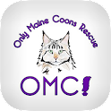 OMC! Only Maine Coons Rescue icon