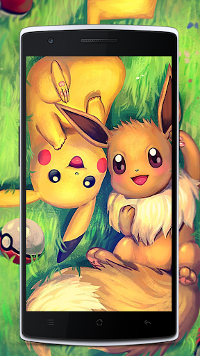 HD Wallpapers for Pokemon Art 2018 1.3 screenshots 10