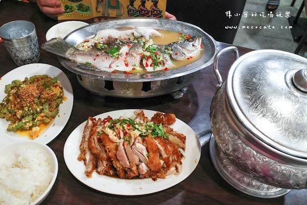 金泰泰式料理
