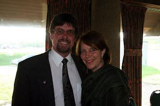 Photo: Mr. & Mrs. P. DeGagne