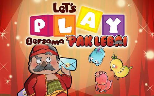 Let's Play bersama Pak Lebai