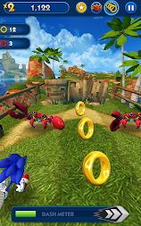 Sonic Dash APK screenshot thumbnail 8