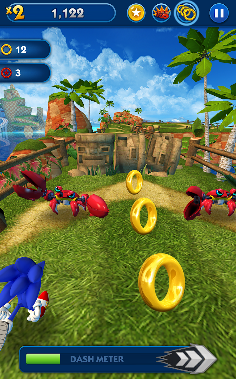 Sonic Dash Screenshot 7