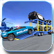US Police Cyber Truck Car Transporter: Cruise Ship