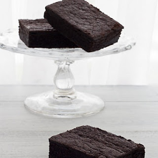 Special Dark Cocoa Truffle Brownies