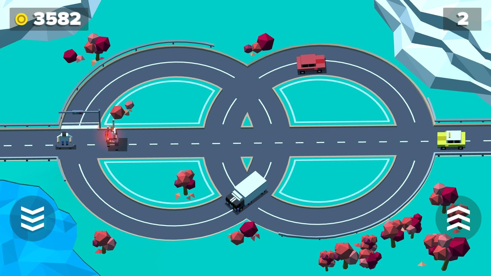 Loop Drive 2- screenshot