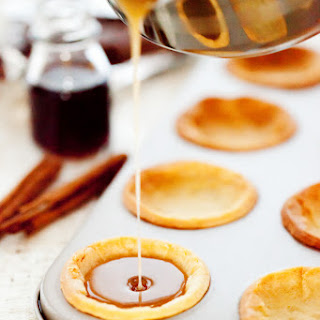 Cinnamon Caramel Tarts