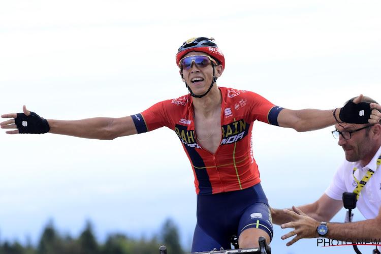 Eén Belg mee in interessante vlucht van de dag in de Vuelta