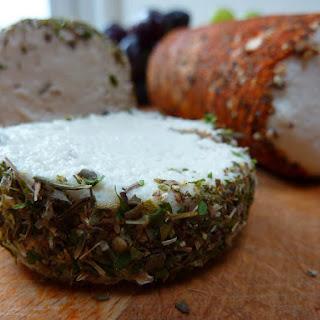 Raw Vegan Creamy Cheese