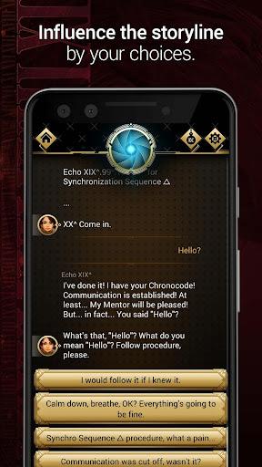 CHRONIRIC: Time Traveler - Interactive story 1.20.12 screenshots 2