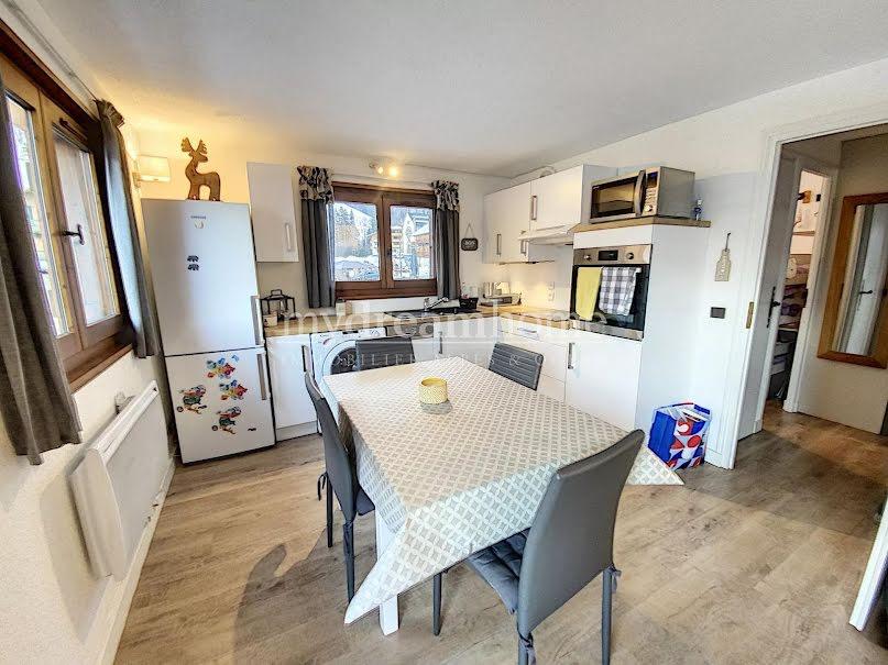 Vente appartement 2 pièces 30 m² à Praz-sur-Arly (74120), 159 000 €