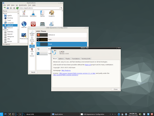 How to install LXQt on Linux
