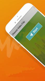 Add Background Audio to Video Video Audio Replace screenshot