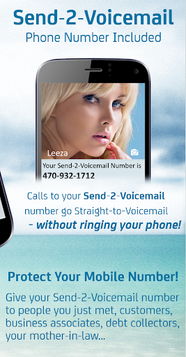 YouVOXX Voicemail, Call Blocker screenshot 3
