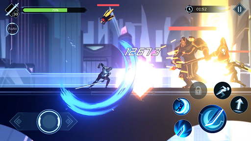 Code Triche Overdrive II: Epic Battle Stickman - Shadow Game APK MOD (Astuce) screenshots 1