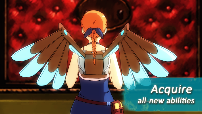 Forgotton Anne Screenshot Image