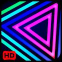 Neon HD Live Wallpaper icon