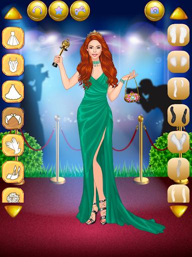 Actress Dress Up - Fashion Celebrity apktram screenshots 15