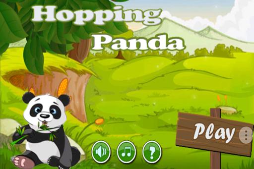 Hopping Panda