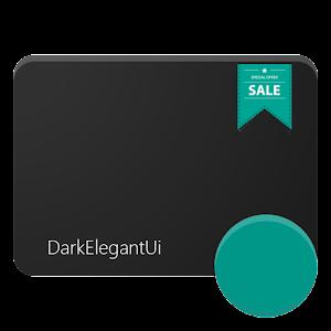 DarkElegantUi – CM13/CM12 v7.2 APK