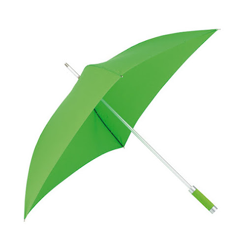 Quatro Promotional Square Umbrella