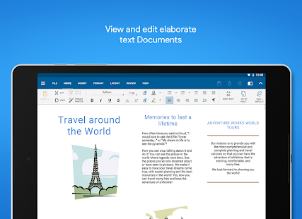 OfficeSuite - Free Office, PDF, Word,Sheets,Slides Screenshot