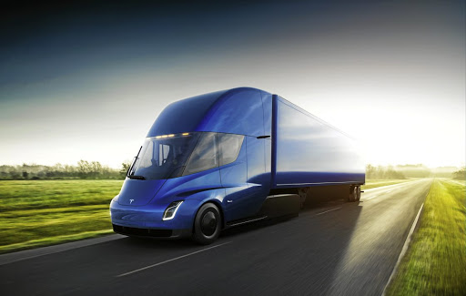 The Tesla Semi all-electric truck definitely looks impressive but the company's claims are as yet unproven. Picture: TESLA MOTORS