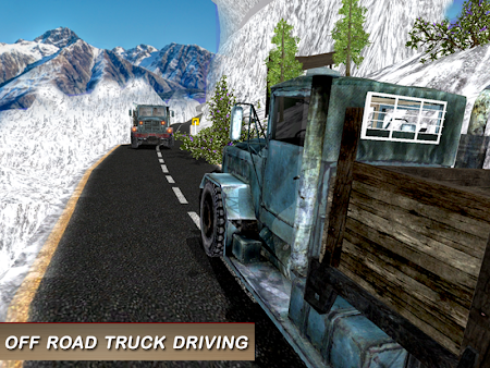 Off Road Truck – Hill Station 1.1 screenshot 1655910