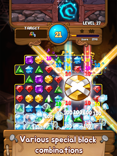 Jewels Time : Endless match 2.3.2 screenshots 18