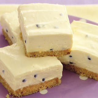 No Bake Passion Fruit Cheesecake Recipes