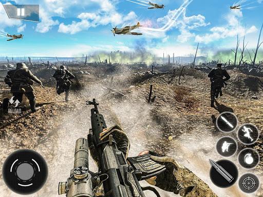 World War II Survival: FPS Shooting Game 1.0.9 screenshots 8