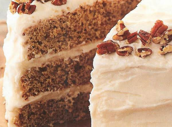 Coffee Nut Torte Recipe