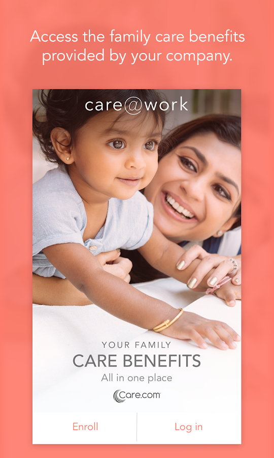 Care@Work Benefits by Care.com- screenshot