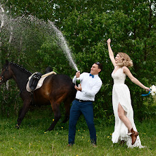 Wedding photographer Konstantin Nikiforov-Gordeev (foto-cinema). Photo of 27.06.2017