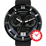 Atrax watchface by Romanson vknight_1606291447