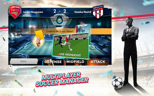Futuball - Future Football Manager Game 1.0.27 screenshots 9