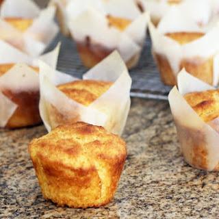Moist Sour Cream Cornbread Muffins Recipe